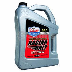 STENS 051-740 Lucas Oil High Performance Racing Only Motor Oil