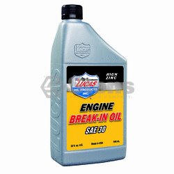 STENS 051-750 Lucas Oil SAE 30 Break-in Oil
