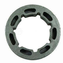 STENS 085-0017 SILVER STREAK RIM SPROCKET 3/8 PITCH 7 TOOTH STD 7 SPLINE