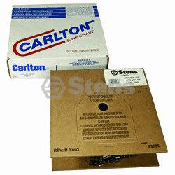 STENS 096-325 Carlton Saw Chain 25 FT Semi-chi