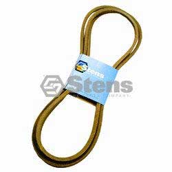 STENS 265-170 OEM Replacement Belt Exmark 109-8070