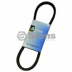 STENS 265-284 Industrial Raw Edge V-belt