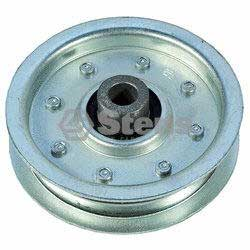 STENS 280-147 Heavy- Duty Flat Idler With Center