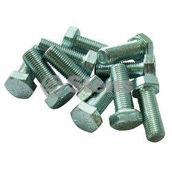 STENS 410-002 Blade Bolt 3/8-24 x 1 (Package of 10)