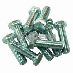 STENS 410-020 Blade Bolt 3/8-24 x 1 1/4 (Package of 10)