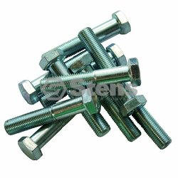 STENS 410-044 Blade Bolt 3/8-24 x 2 (Package of 10)