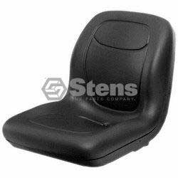 "STENS 420-360 High Back Seat -  18.7"" Black"