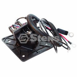 STENS 435-002 Charger Receptacle E-Z-GO 602529