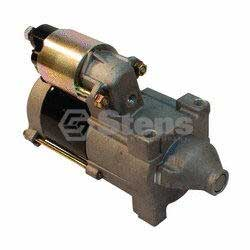 STENS 435-370 MEGA FIRE ELECTRIC STARTER