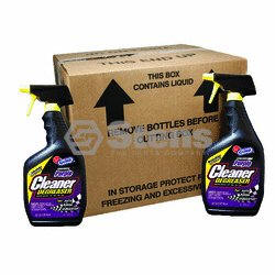 STENS 752-900 Gunk Purple Cleaner/degreaser Case Of 12 Btls/32 Oz