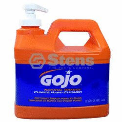 STENS 752-940 Gojo Hand Cleaner 1/2 Gallon Container