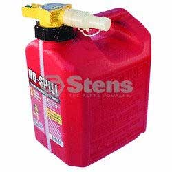 STENS 765-102 2 1/2 Gallon No-spill Gasoline Fuel Can