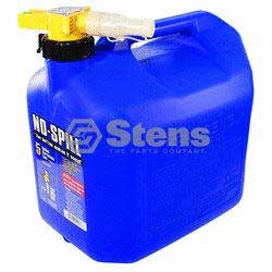 STENS 765-106 5 GALLON KEROSENE NO-SPILL FUEL CAN