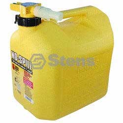 STENS 765-108 5 GALLON DIESEL NO-SPILL FUEL CAN