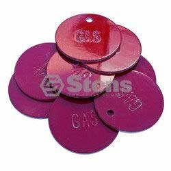 STENS 765-409 GAS TAGS