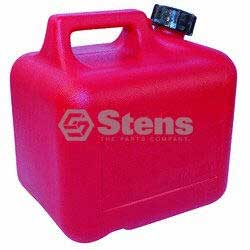 STENS 765-502 Fuel Can 2 1/4 Gallon Gasoline