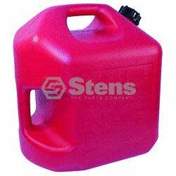 STENS 765-504 5 GALLON GASOLINE FUEL CAN