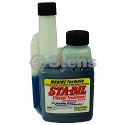 STENS 770-176 Sta-Bil Marine Formula Fuel Stabilizer 8 oz. bottle