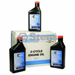 STENS 770-230 Stens 50:1 2-Cycle Engine Oil Mix 12.8 oz./12 per case