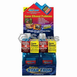 STENS 770-811 Star Tron Mini Counter Display Inc 6 bottles, 8 oz. Gas Additive