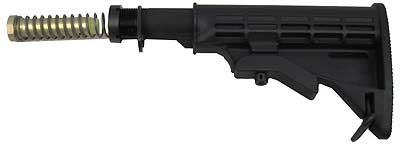 TAPCO STK09163-BK AR15 T6 COLLAPS STOCK MILSPEC BLK