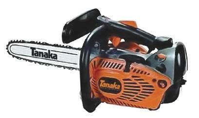 "Tanaka TCS33EDTP-14 32.2 Cc 14"" Chain Saw"