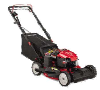 TROY-BILT TB280ES ELEC START, SELF-PROPELLED, FRONT DRIVE MOWER