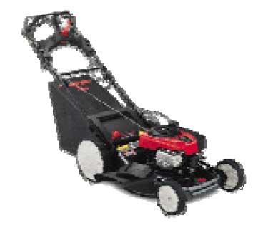 Troy-Bilt TB350XP Self-Propelled, 4-Speed, Rear Wheel Drive Mower