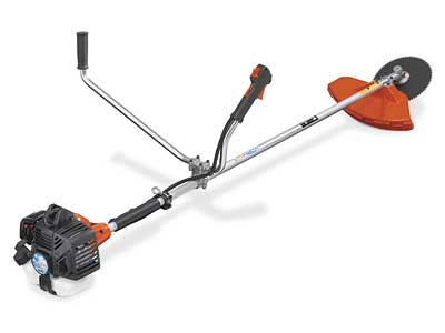 TANAKA TBC-340PFD DUAL HANDLE BRUSHCUTTER