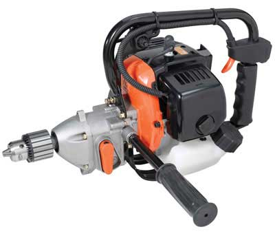 TANAKA TED-270PFR 27 cc HIGH SPEED GAS POWERED DRILL