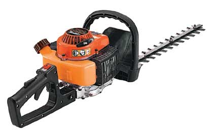"TANAKA THT-2100 22"" DOUBLE SIDED HEDGE TRIMMER"