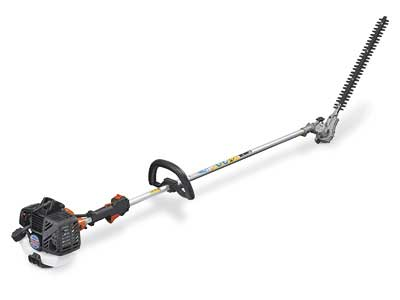 "TANAKA TPH-260PF 22"" LONG REACH POLE HEDGE TRIMMER"