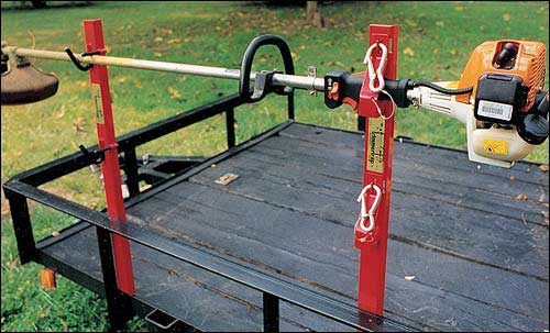 Trimmertrap TT-1 Trimmer Rack (holds 2)