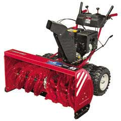 "TROY-BILT PB4510 45"" POLAR BLAST TWO-STAGE SNOW THROWER"