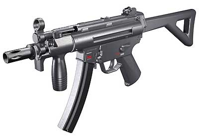 UMAREX UMAREX225-2330 H&K MP5 K-PDW .177