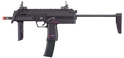 UMAREX UMAREX226-1210 H&K MP7 - ELECTRIC, BLACK 6MM BB