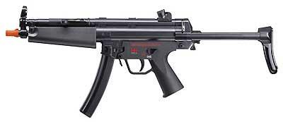 UMAREX UMAREX226-2035 H&K MP5 A - AEG BB, BLACK