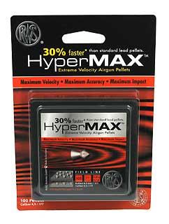 UMAREX UMAREX231-5052 .177 CALIBER 100CT HYPERMAX