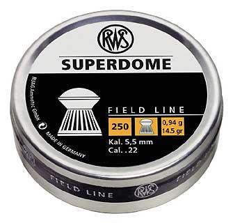 UMAREX UMAREX231-7379 SUPERDOME FIELDLINE .22 (PER 250)