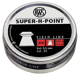 UMAREX UMAREX231-7382 SUPER-HP FIELD LINE .22 (PER 250)