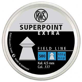 UMAREX UMAREX231-7385 SUPERPOINTX FIELD .177 (PER 500)