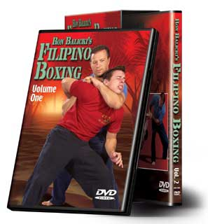 COLD STEEL VDFB RON BALICKIS FILIPINO BOXING