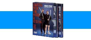 COLD STEEL VDFSC TRAIN DVD: FIGHT W/CUTLASS& SABRE