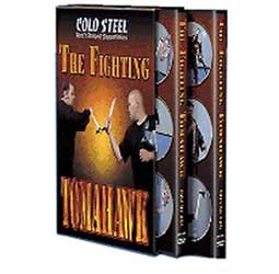 COLD STEEL VDFT TRAINING DVD: FIGHTING TOMAHAWK