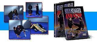 COLD STEEL VDSC TRAINING DVD: STUN, STAGGER, STOP
