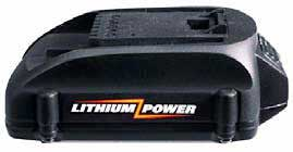 WORX WA3512 18V Li-ion REPLACEMENT BATTERY