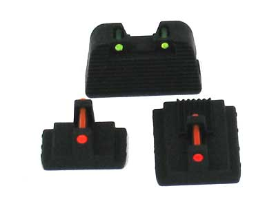 WALTHER WALTHER2733501 SP22 - WALTHER SIGHTS W/TRUGLO