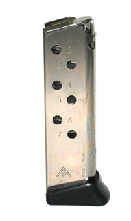 WALTHER WALTHERVAF24413 PPK/S 380 ACP SS MAGAZINE
