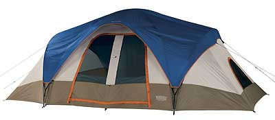 WENZEL WENZEL36425 GREAT BASIN FAMILY DOME TENT
