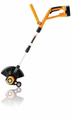 WORX WG150.1 10 INCH 18V NI-CD CORDLESS GRASS TRIMMER